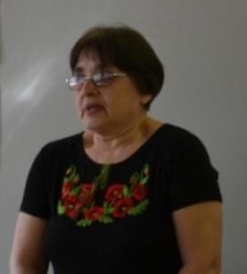Кагановська Лариса Григорівна