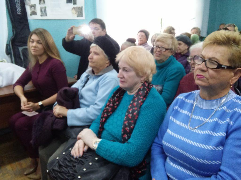 Захід в Київській ТПО №3 УТОС