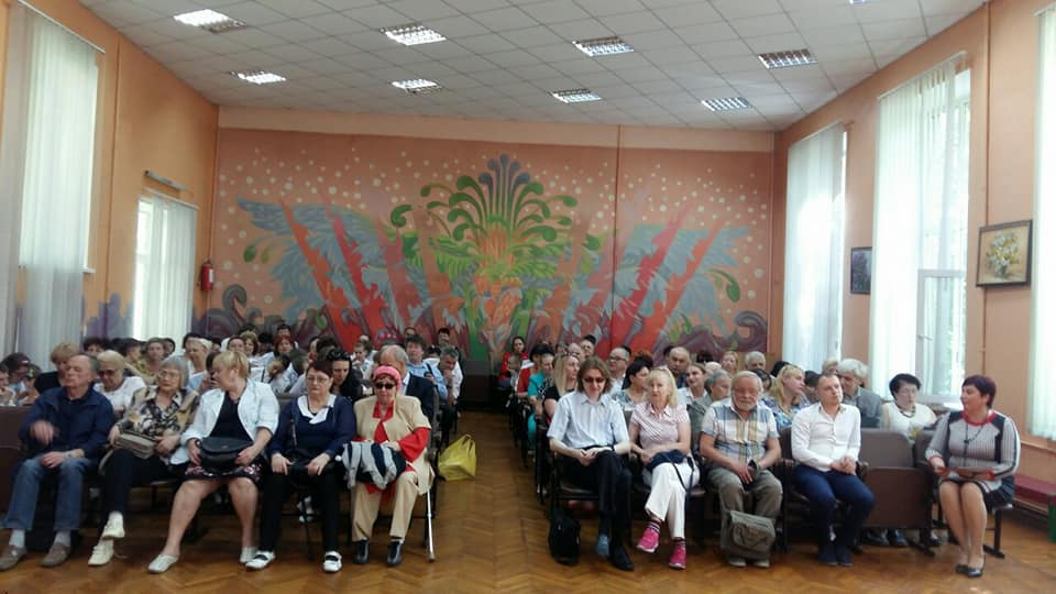 У Києві відбувся захід, присвячений 100-річчю від дня народження Якова Петровича Батюка